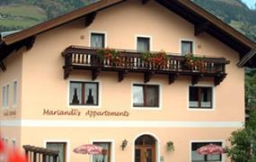 Piesendorf, apartmány Mariandl - léto