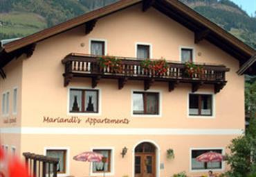 Apartmány Mariandls a depandance
