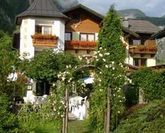 Hallstatt, hotel Hirlatz *** - léto ***