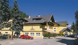 Flattach, hotel Fraganter Wirt *** - léto, Korutanská karta v ceně
