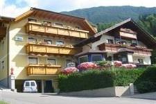 Flattach, hotel Gletschermühle - léto