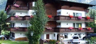 Bad Hofgastein, apartmány Alpina - léto