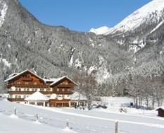 Flattach, Alpenhotel Badmeister*** - zima ***