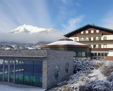 Mitterberg/ Gröbming, zima, hotel Berghof*** ***