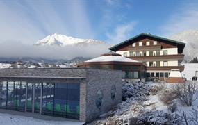 Mitterberg/ Gröbming, zima, hotel Berghof***