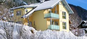 Flattach, apartmány Monika - zima