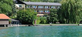 Weyregg, Strandhotel Weyregg*** (jezero Attersee) - léto