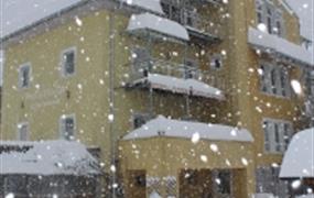 Flattach, Apartmány Anita, zima
