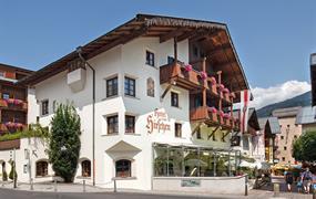 hotel Zum Hirschen ****, zima