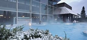 Bükfürdo, hotel Danubius**** all inclusive - VÁNOCE, SILVESTR