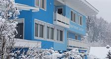 Flattach, apartmány Lercher, zima