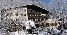 Zell am See, hotel St. Georg ****, zima