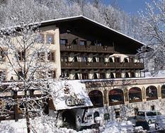 Zell am See, hotel St. Georg ****, zima ****