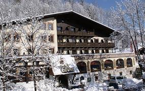 Zell am See, hotel St. Georg ****, zima