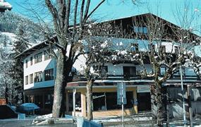 Zell am See, apartmány Gadenstätter - zima