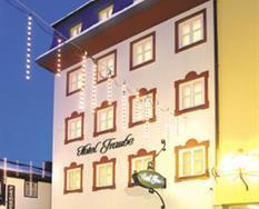 Zell am See, hotel Traube*** - zima ***