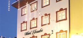 Zell am See, hotel Traube*** - zima