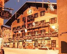 Zell am See, hotel Lebzelter***, zima ***