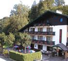 Bad Ischl, Gasthof Pfandl - léto