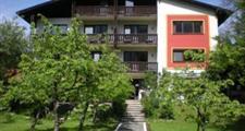 Bad Goisern, pension Leprich - léto