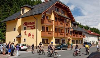 Annaberg, Sporthotel Dachstein West *** - léto