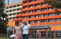 Zalakaros-hotel Freya*** vč. vstupů do lázní Granit