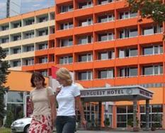 Zalakaros-hotel Freya*** vč. vstupů do lázní Granit ***