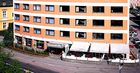Salzburg, hotel Am Neutor***