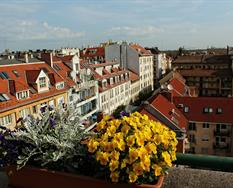 Budapešť, penzion Boulevard City*** ***