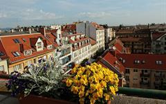 Budapešť, penzion Boulevard City***