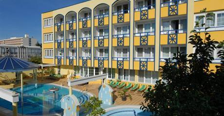 Hajdúszoboszló, hotel Rudolf SPA***