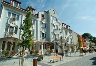 Hevíz - hotel Erzsébet ***