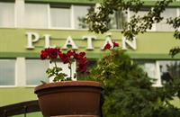 Harkány, 7 nocí, hotel Platán***