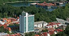 Hevíz - hotel Panorama***  2dny/1noc