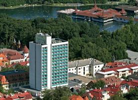 Hevíz - hotel Panorama***  3/2dny/2/1noc