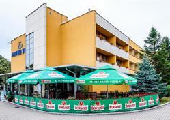 Bükfürdo, apartman Hotel *** s autobusovou dopravou
