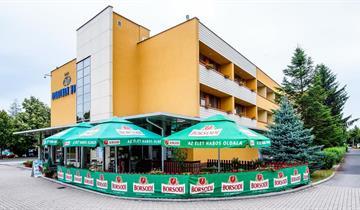 LAST MINUTE Bükfürdo, apartman Hotel *** s autobusovou dopravou