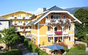Zell am See, apartmány Villa Klothilde***, zima