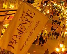 Budapešť, Promenade City Hotel ***Superior ***