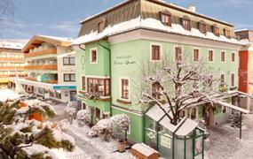 Zell am See, hotel Grüner Baum *** - zima