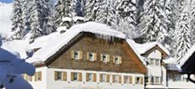 Annaberg, hotel Lungötzerhof