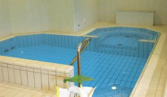 hotel Lindwurm, léto