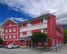 Bad Ischl, hotel Stadt Salzburg *** ***