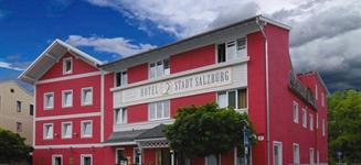 Bad Ischl, hotel Stadt Salzburg ***