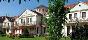Harkány-hotel Ametiszt-lázeňský balíček na 4/5/7 nocí