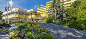 Hevíz, hotel Helios***, spec.jarní akce s masáží a autobusem