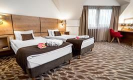 Advent v Budapešti, s návštěvou Györu, hotel Rubin Wellness****