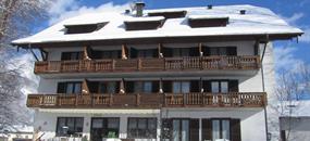 Abersee,hotel Carossa-zima, speciální nabídka 4=3