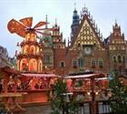 Advent v Budapešti, penzion Boulevard City***