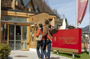 Hallstatt, Hotel Heritage****, jaro-podzim